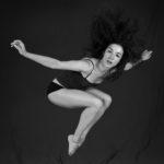 Salto. Raquel Castro. Impresión lambda 80x80 cm