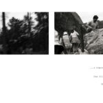 Sen título, Da serie Diario Ausencia e Lugar.  Luís R. Barreiro. Xelatinobromuro de prata, 50x30 cm