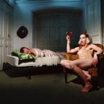 Félix Fernández. Versus Ulises de la serie Mil maneras de dormir tranquilo
