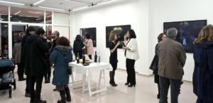 Inauguración da exposición de Rocío Verdejo